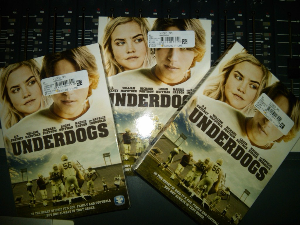 Underdogs best gift! dvd-2014~01-16 maulystudio76.com